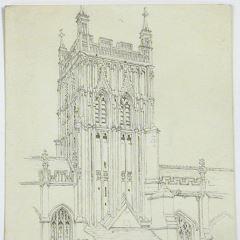 Abadía de Malvern, Worcestershire (Inglaterra)