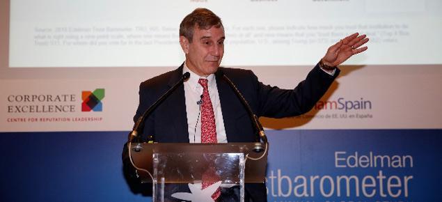 Edelman revela la baja confianza en los medios en su Trust Barometer