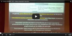 Dr. Torrico SERMEF 2015 - Mesa amputado Vascular
