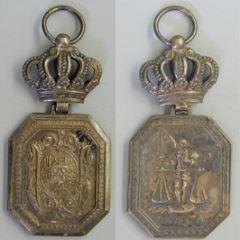 Medalla de Juez
