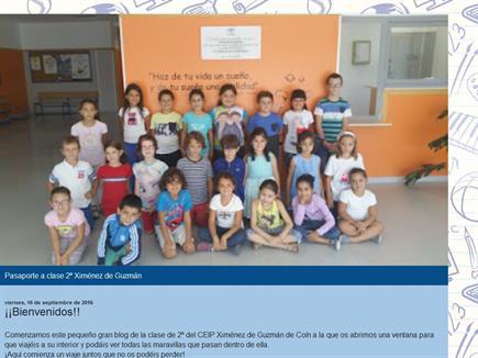 Pasaporte a clase 2 Ximénez de Guzmán