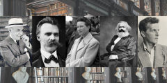 Philosophers of the 19th and 20th centuries