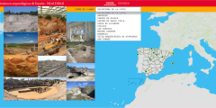 Archaeological sites of Spain - Difficult Level