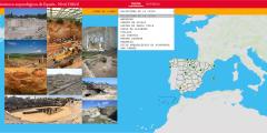 Espainiako gune arkeologikoak - Zaila Maila