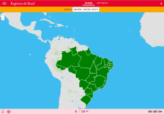 Régions du Brésil