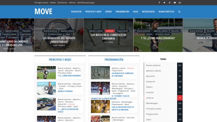 Move:Somos la Editorial, gamifica el Blog de tu asignatura