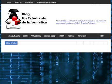Blog Un Estudiante de Informatica