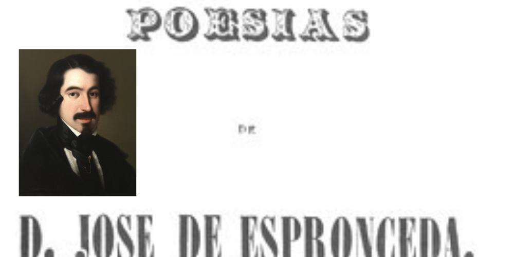 José d'Espronceda