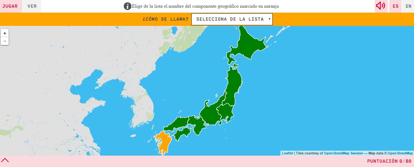 Japoniako Eskualdeak