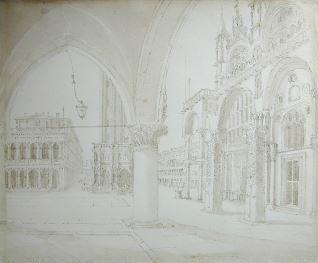Vista de la plaza de San Marcos (Venecia)