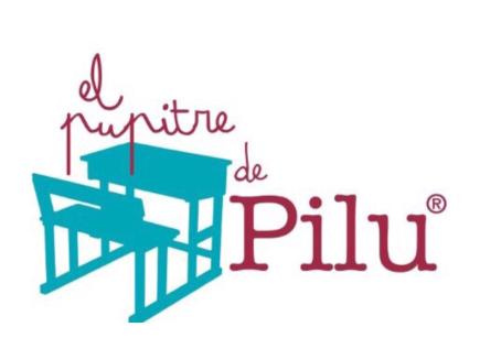 el pupitre de Pilu