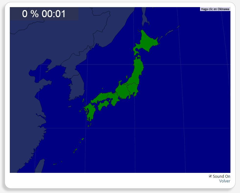 Japan: Regions. Seterra