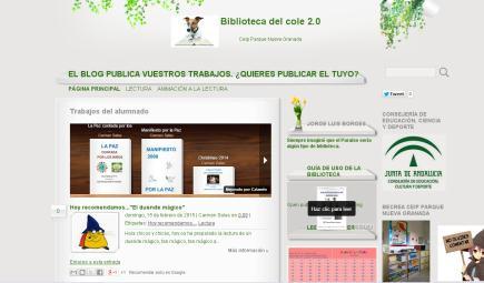 Biblioteca del cole 2.0