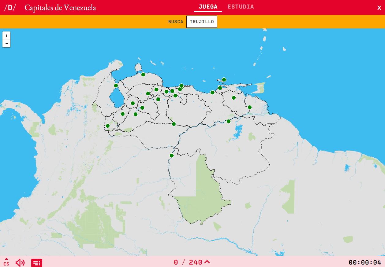 Capitalli della Venezuela