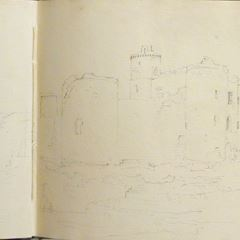 Castillo de Harlech (Gales)