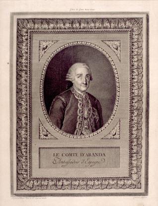 Pedro Pablo de Abarca de Bolea, conde de Aranda