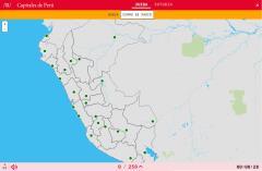 Capitales de Perú