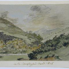 Valle de Langleeford, Northumberland (Inglaterra)