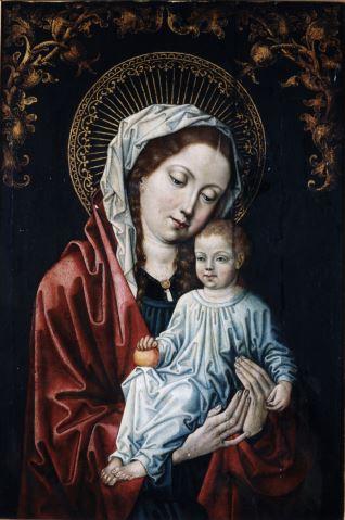 La Virgen de las granadas