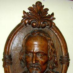 Retrato de Pedro Calderón de la Barca