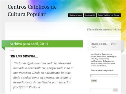 Centros Católicos de Cultura Popular