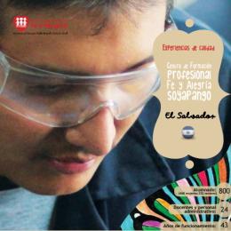 Formación educativa para el cambio social  (El Salvador)
