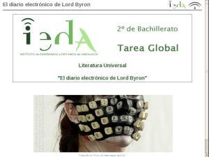 El diario electrónico de Lord Byron