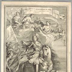 Retrato ecuestre de Felipe V