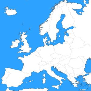 Most populous cities in Europe. Sporcle