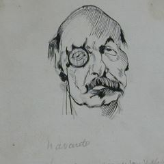 """Ramón Navarrete y Fernández Landa, """"Asmodeo"""""""