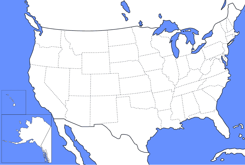 Most populous metropolitan areas of United States. Sporcle