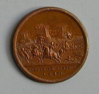 Medalla conmemorativa de las Guerras Pírricas