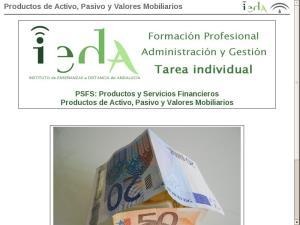 Productos de Activo, Pasivo y Valores Mobiliarios