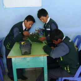 Situaciones significativas entre las áreas de humanidades y EPT. Cristo Rey. Huancayo (Perú)