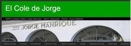 El Cole de Jorge