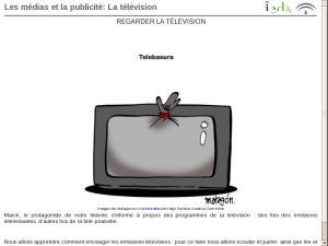 Les médias et la publicité: La télévision