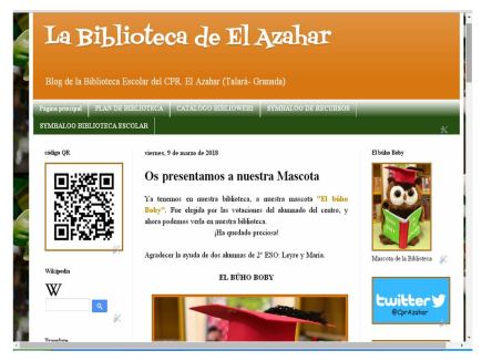 La Biblioteca de El Azahar