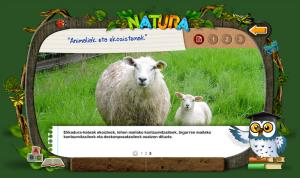 Natura - Ekosistemak
