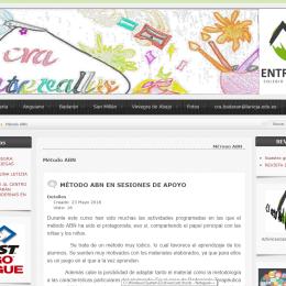 Entrevalles, Colegio Rural Agrupado