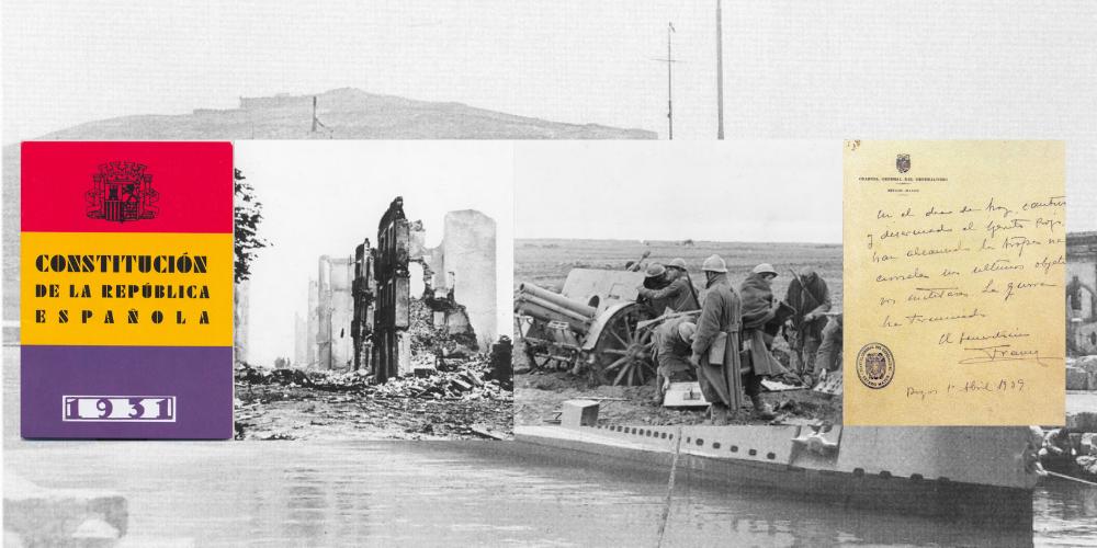 Guerre civile espagnole (facile)