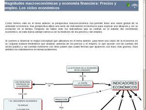 Magnitudes macroeconómicas y economía financiera: Precios y empleo. Los ciclos económicos