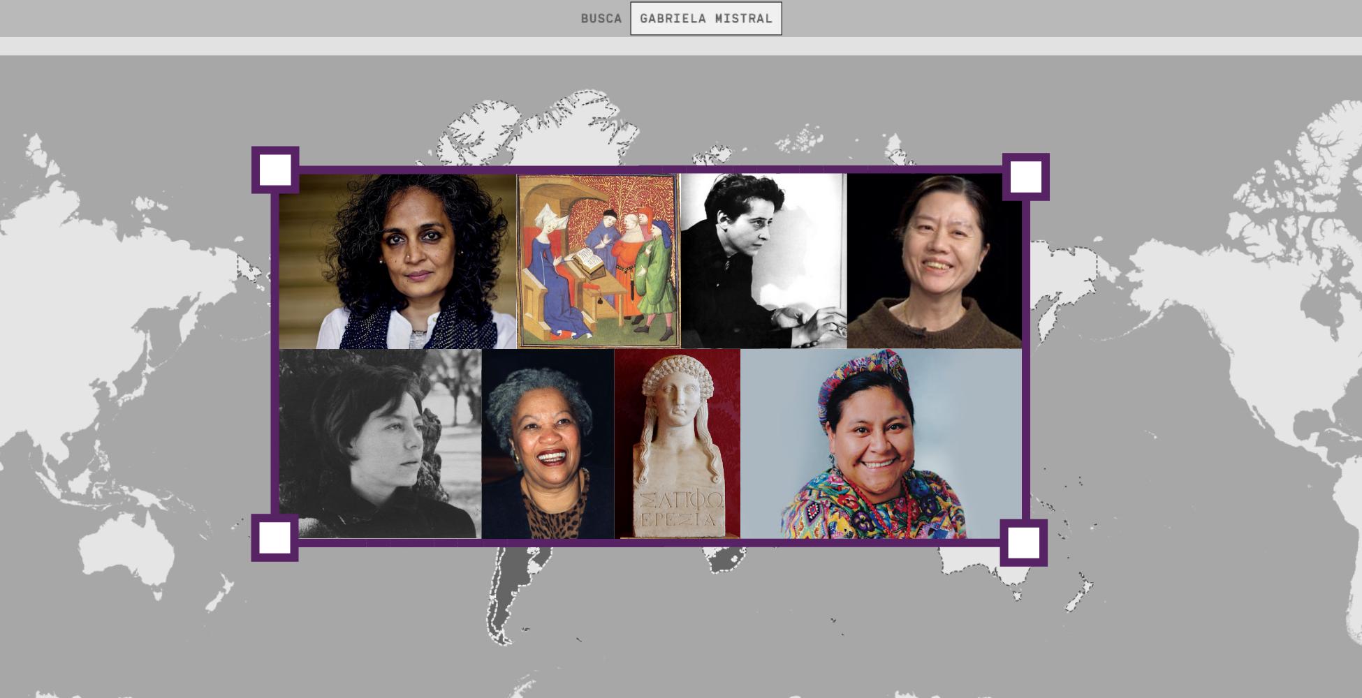 Escritores mulheres
