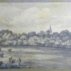 Vista de Milford (Inglaterra)