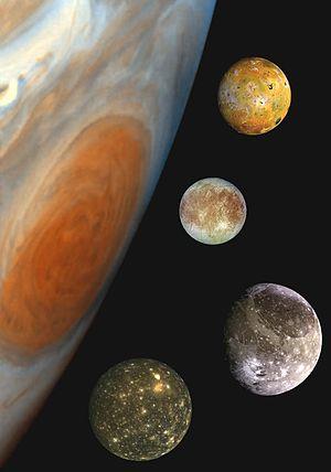 Galileische Monde