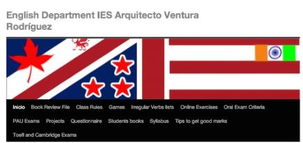 English Department IES Arquitecto Ventura Rodríguez