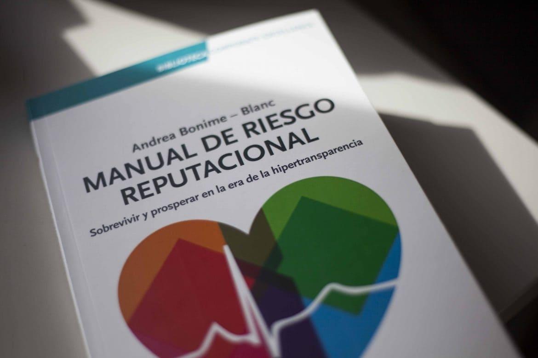 "Presentación de ""Manual de riesgo reputacional"": ¡¡¡gracias!!!"