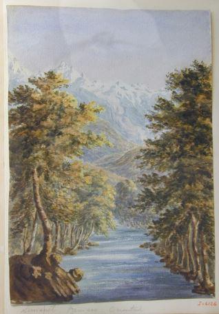 Souvenet, Pirineo Oriental (Francia)