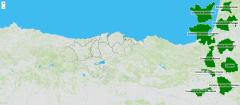 Regions von Cantabrien