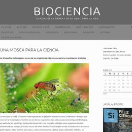 BIOCIENCIA. Ciencias de la Tierra y de la Vida...para la vida