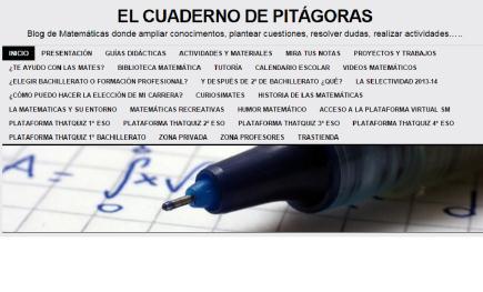EL CUADERNO DE PITÁGORAS